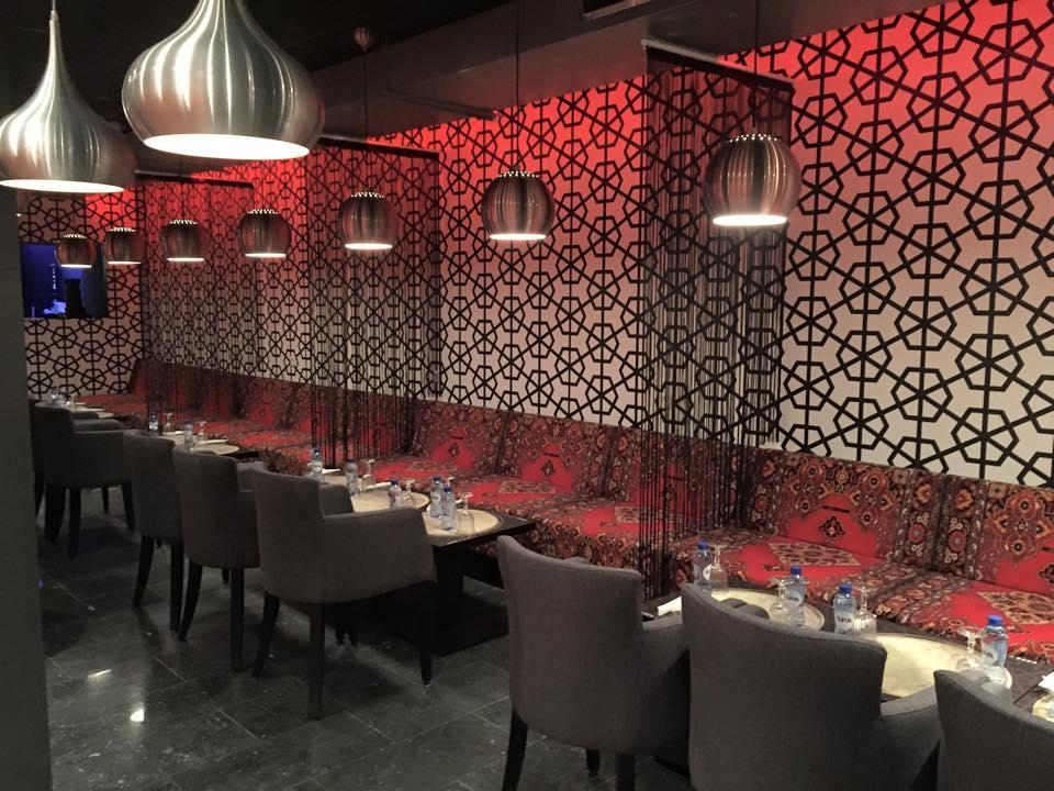 Zaalverhuur amsterdam oost aura elektrik s p rgesi ve for Turkse restaurant amsterdam west