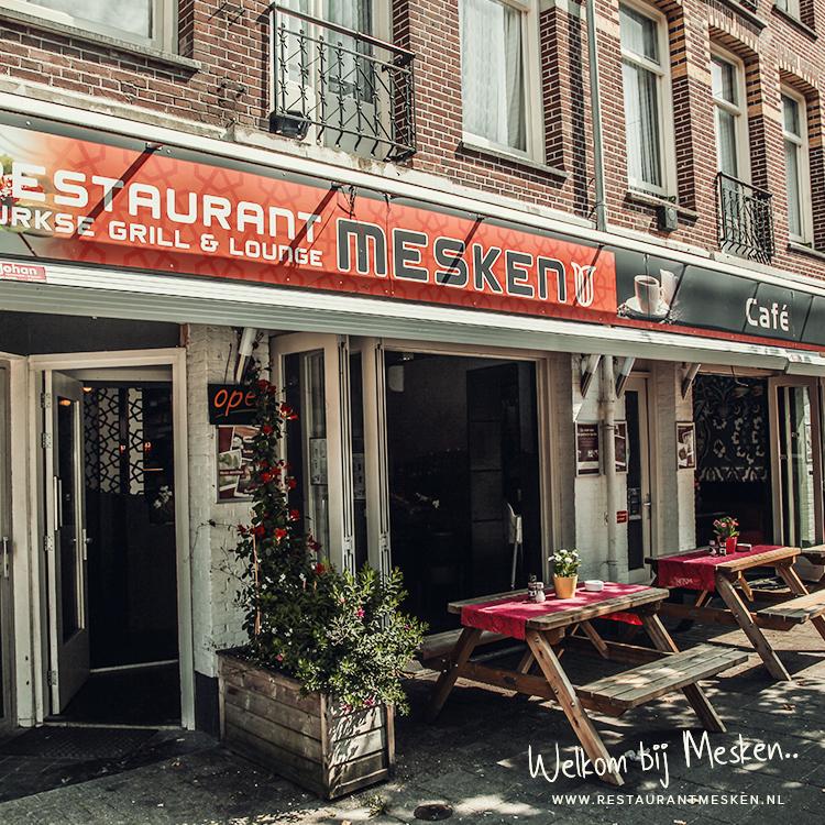 Mesken turks restaurant in amsterdam for Turks restaurant amsterdam