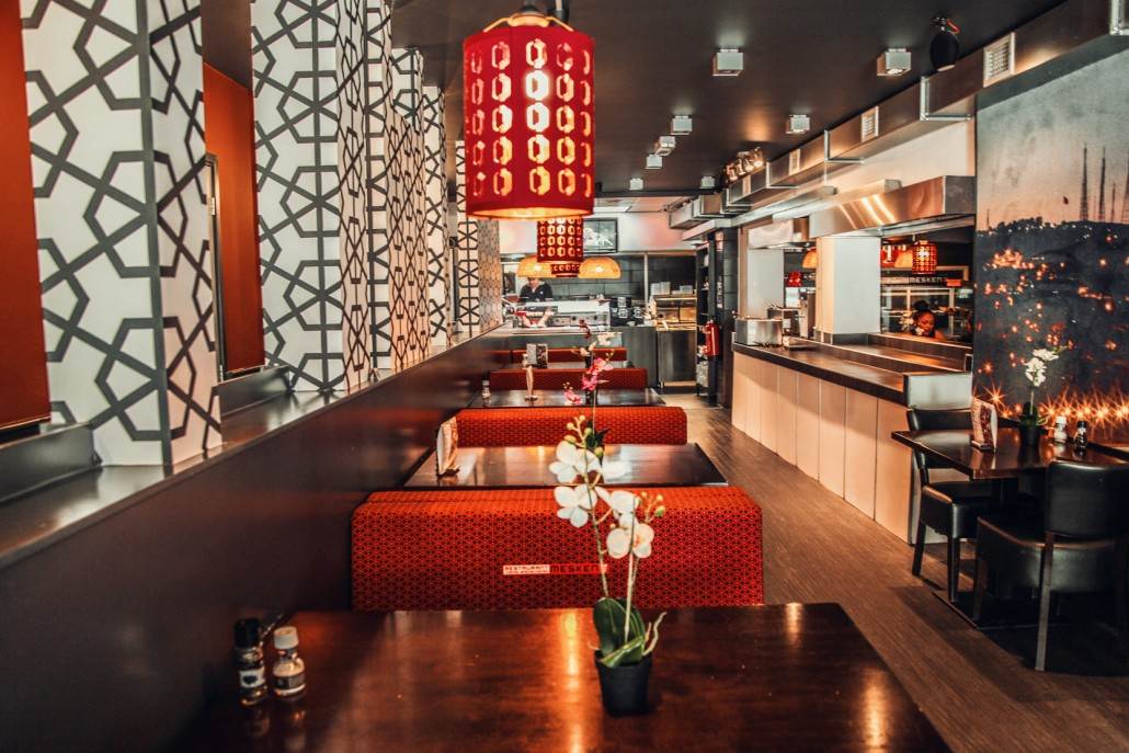 Onbeperkt eten restaurant mesken for Turkse restaurant amsterdam west
