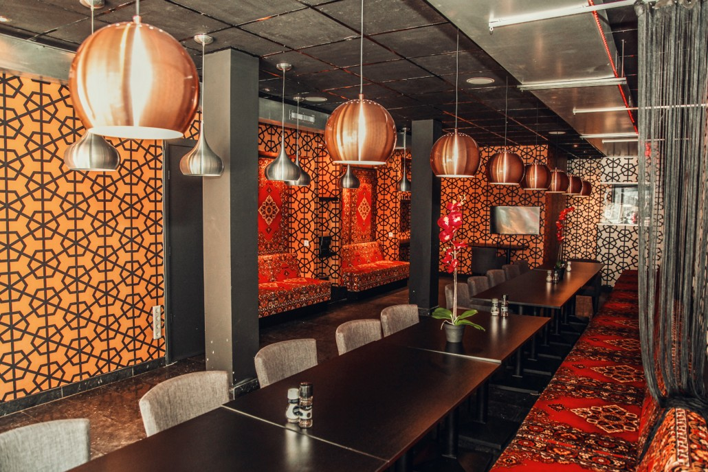 Gratis zaal restaurant mesken for Turks restaurant amsterdam